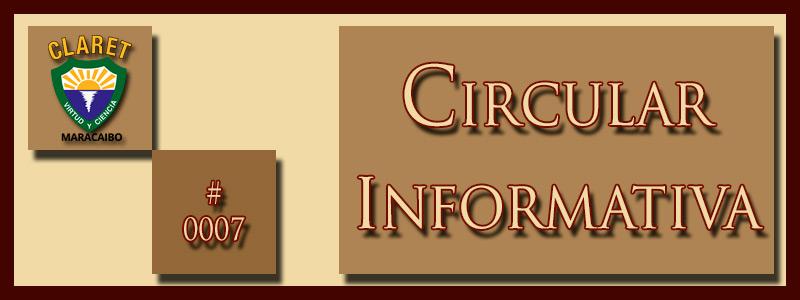 circular007