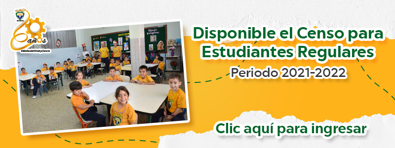 BANNER CENSO ALUMNOS REGULARES CC